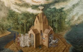 Remedios Varo - Microcosmos Determinismo
