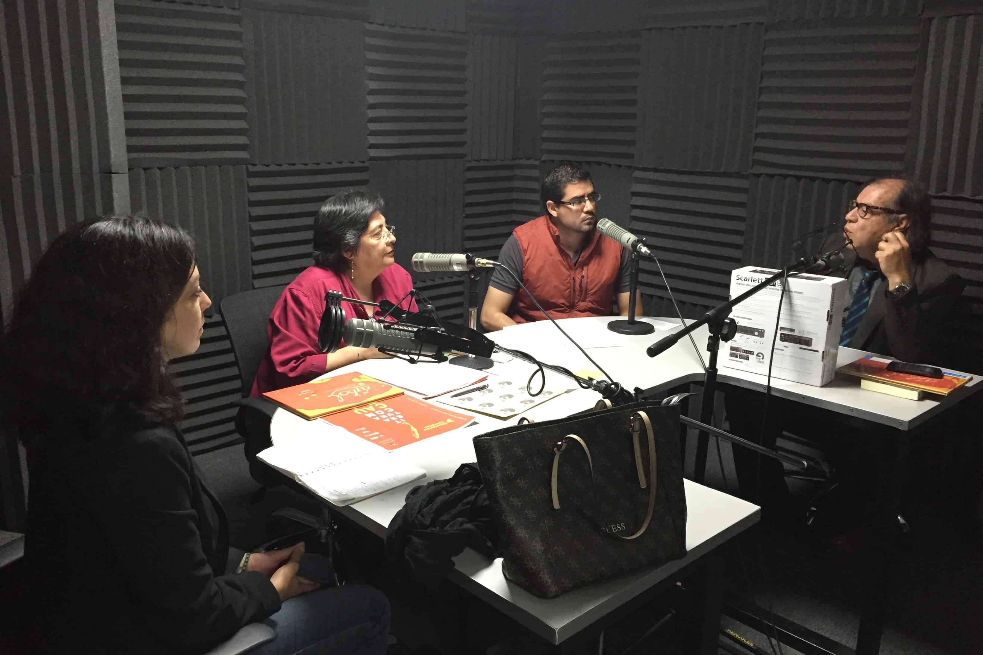 Tercera Presentación del Libro Con Causa en México