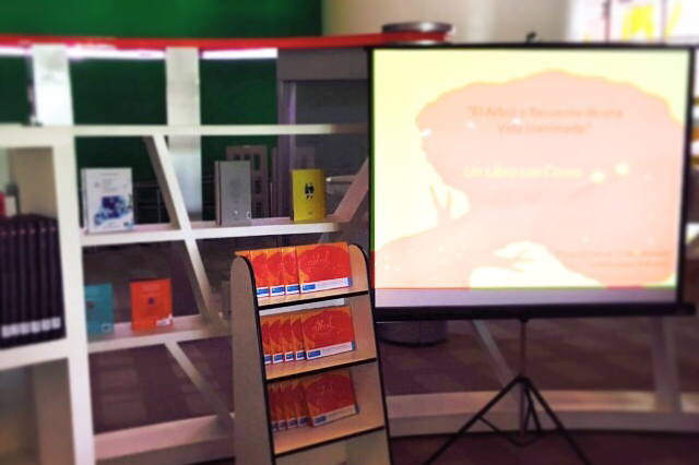 Second Presentation of Book with Cause in Mexico