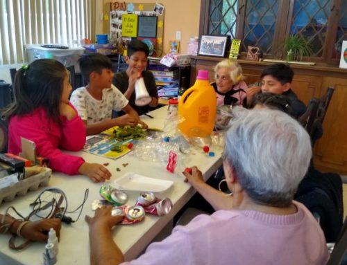 2do GLIA – Casa Betti & Fundación Paidi (II gpo) – Taller de Separación de Basura