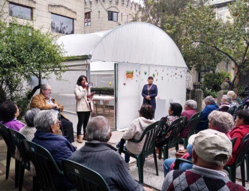 (Re) Inauguración del Invernadero «El Vergel Del Castillo» en Casa de la Divina Providencia (CDP)