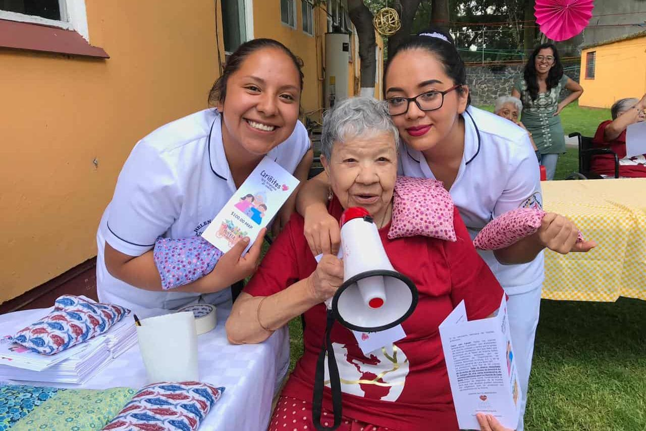 «Cariñitos» – Cojines Terapéuticos Para Comprar Una Cama Más de Siembra – La Huerta de Casa Betti