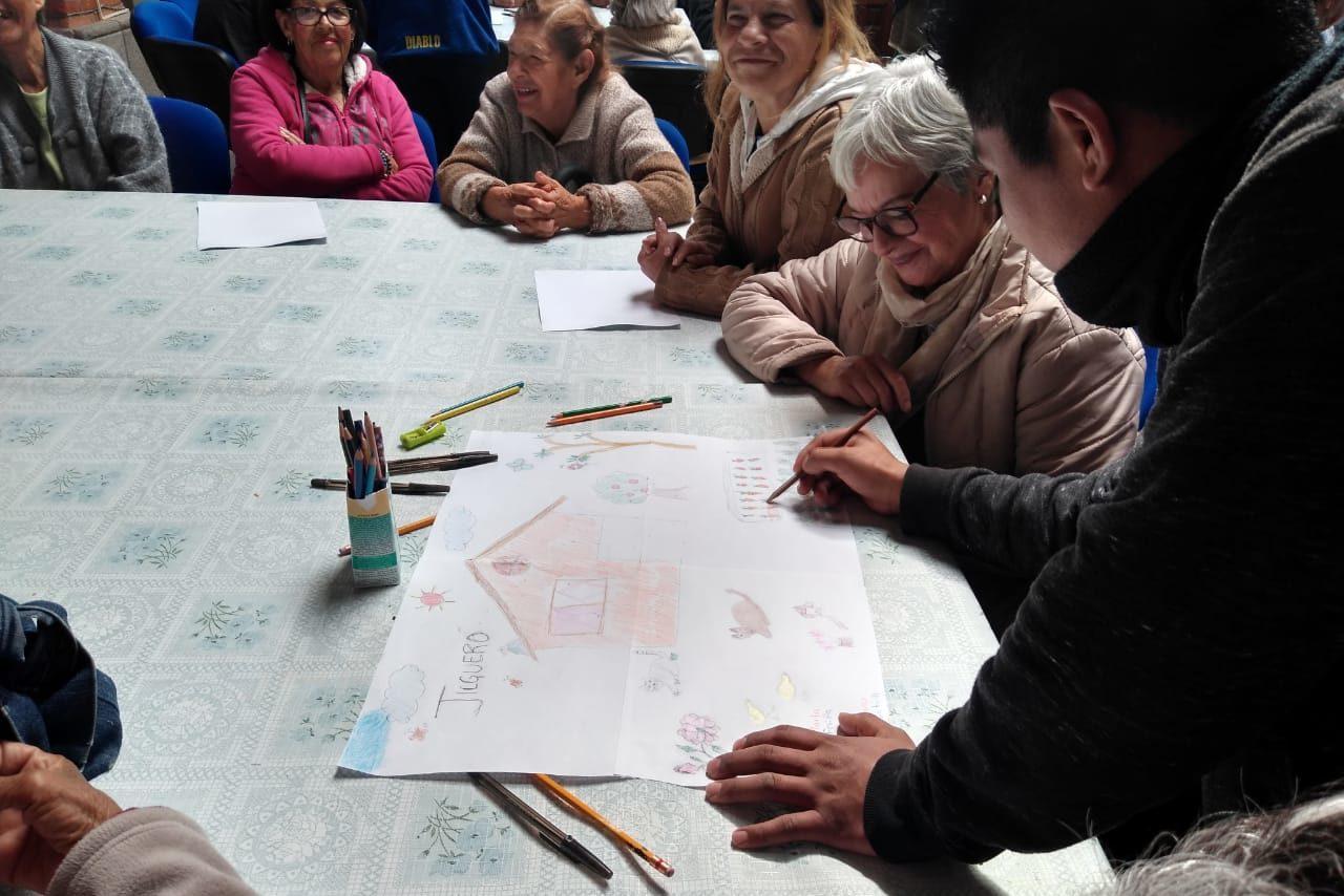 1er GLIA – CDP & Casa Alianza – «Rally de Abuelos»